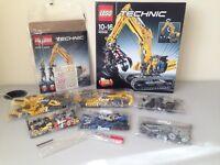 LEGO Technic 42006: Excavator