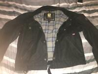 BELSTAFF WAX JACKET size large
