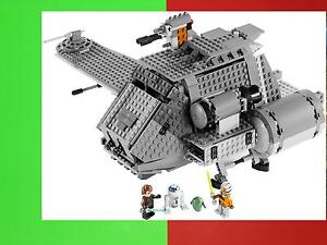 LEGO Vaisseau STAR WARS 7680 The Twilight Limited Edition VIDEO