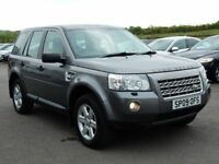 2009 land rover freelander 2.2 diesel gs, motd august 2018 all cards welcome