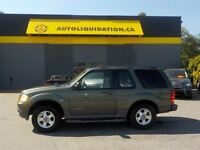 2002 Ford Explorer 4WD