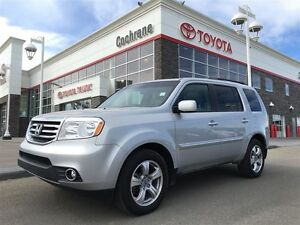 2015 Honda Pilot EX-L with Leather, Sunroof and DVD Player