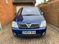 Vauxhall Meriva 1.6 automatic