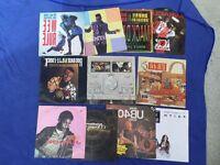 11 x reggae and hip hop records