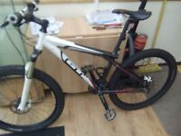gt aggressor xcr very good bike