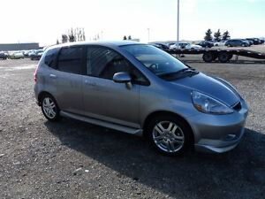 2008 Honda Fit Sport Local 1 Owner Service Records
