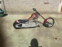 Kids electric chopper
