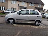 CHEVROLET MATIZ 1.0 SE+ 5DR 2006 MOT TILL JULY 2019 NICE CAR VERY RELIABLE