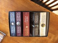 A Song of Ice and Fire: The Story So Far [Book] Box Set - Missing 1 Book Vol 1 A Game of Thrones