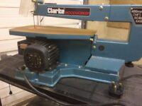 """Clarke 16"""" scroll saw"""