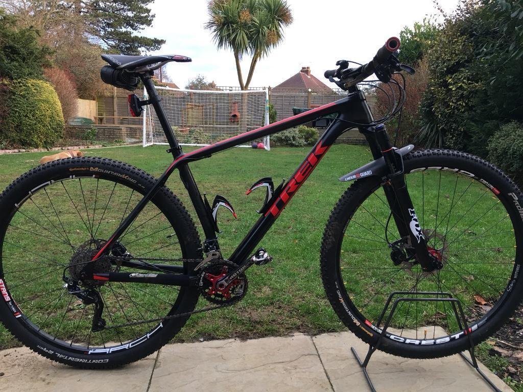 TREK Superfly Carbon 29er Mountain Bike (Massive spec - New Frame ...