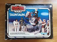Star Wars vintage boxed tauntaun, original