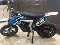 XTM Pro-Ride Electric Scrambler.