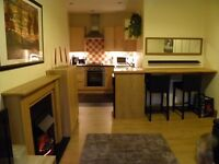 Fully Furnished , well equipped 1 bed flat, available from last week in July