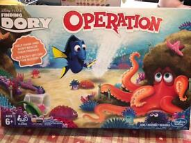 Finding dory operation game