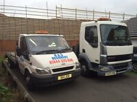 Car, 4x4, Van & Light Commercial Recovery Breakdown Service - Oldbury,Great Barr, Dudley, Birmingham