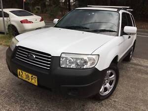 2007 MY08 Subaru Forester Auto 4x4 SUV LOW KS LOGBOOKS 2Keys Mags Sutherland Sutherland Area Preview