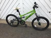 """Boys 20"""" Apollo bike"""