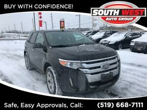 2011 Ford Edge SEL, ALL WHEELDRIVE, PANO ROOF,BLUETOOTH,LEATHER