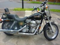 Harley Davidson FDX Dyna Glide.