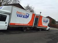 Dan The Van Man - No1 Removal Company In North West