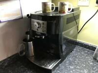 De'Longhi Magnifica S Fully Automatic Bean to Cup coffee machine