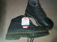 Dr martens steel toecap boots