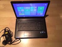 MEDION AKOYA 17.3 LAPTOP,2.2 GHz,3GB RAM,WEBCAM,HDMI, FREE BAG & MOUSE,MUST SEE!