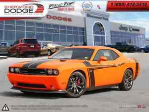 2014 Dodge Challenger SRT|HEMI V8|PREMIUM AUDIO|SUNROOF|HTD LTHR