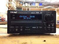 Teac CR-H257i CD Receiver DAB/FM/AM, iPod dock