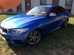 2014 BMW M235i PREMUIM PACKAGE!! NAV ! AUTO