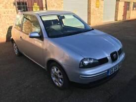 Seat arosa 1.0 petrol, low miles