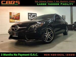 2014 Mercedes-Benz E-Class E350 4MATIC| Lane Keep Assist| Blind