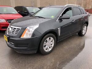 2014 Cadillac SRX Luxury, Auto, Leather, Panoramic Sunroof, AWD