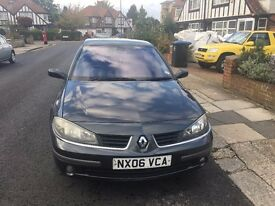 Renault LAGUNA 1.8 long MOT and great in condition