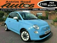 2013 FIAT 500 COLOUR THERAPY ** SERVICE HISTORY ** FINANCE AVAILABLE