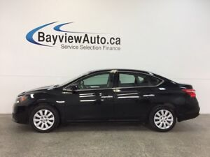 2017 Nissan SENTRA - AUTO|1.8L|HTD STS|BLUETOOTH|CRUISE!