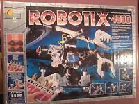 Vintage ROBOTIX 4000 Set & tub of various other sets $250.00 OBO