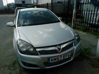 Vauxhall Astra 2007 Automatic For Sale