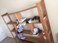 Book Shelves for storage & decoration