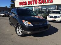 2008 Hyundai Veracruz AWD AUTO 7 PASSENGERS LEATHER LIMITED ALLO