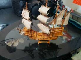 Mary rose decoration ship model large size
