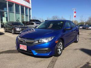 2017 Honda Civic Sedan LX l BACK UP CAMERA l BLUETOOTH