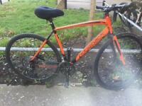 Ridgeback 1.0 road bike