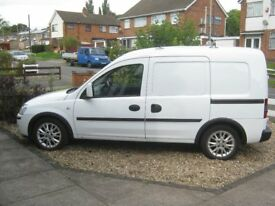 Vauxhall Combo for sale FSH.