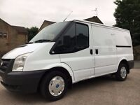 FORD TRANSIT 2008 SWB VAN 85 T280 - VERY CLEAN + STUNNING ONLY 101,000 MILES - EX ENVIRONMENT AGENCY