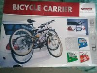 Bicycle car carrier