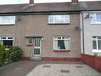 WELL KEPT 3 BED MID TERR HOUSE WITH GARDENS IN BANNOCKBURN