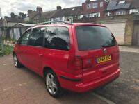 2005 Seat Alhambra 1.9 TDI PD Stylance 5dr Manual @07445775115