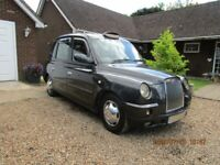 2011 11 PLATE LTI LONDON TAXIS INT TX4 ELEGANCE 2.5 DIESEL AUTOMATIC LONDON TAXI CAB